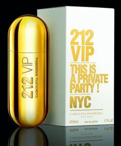 "Carolina Herrera ""212 VIP"""