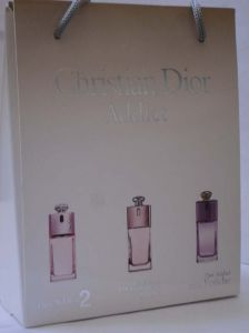 Подарочный набор Christian Dior Addict for woman