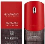 "Givenchy Pour Homme ""Adventure Sensations Limited Edition "" 100 ml"