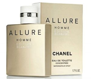 "Chanel "" Allure Homme Blanche"""
