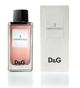 "Dolce&Gabbana ""Anthology L'Imperatrice 3"""