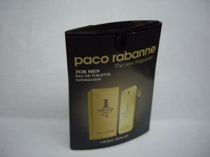 "Paco Rabanne ""1 million"" men 25 ml  ― Мир Подарков"